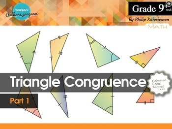 Triangle Congruence: Part 1