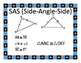 Triangle Congruence Posters