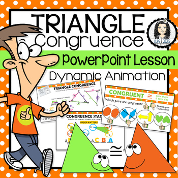 Triangle Congruence PowerPoint Lesson