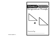 Triangle Congruence Proofs Book