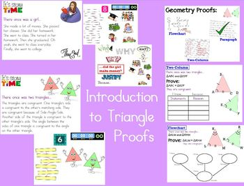 Triangle Congruence Proofs Introduction
