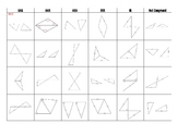 Triangle Congruence Sorting Activity/Game