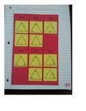 Triangle Congruences INB Activity (SSS, SAS, ASA, AAS)