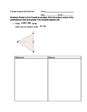 Triangle Congruency Proofs Test