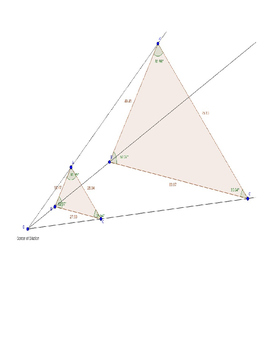 Triangle Dilation Investigation Geogebra