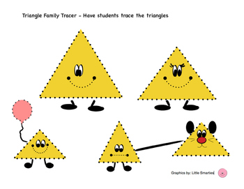Triangle Family Tracer