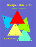 Triangle Flash Cards - Addition and Subtraction