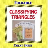 Triangle  Foldable