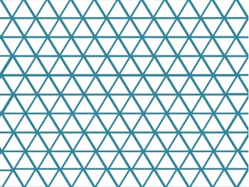 Triangle Grid Background
