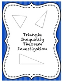 Triangle Inequality Theorem Inquiry