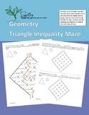 Triangle Inequality Theorem Maze