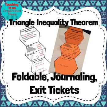 Triangle Inequality Theorem Notes