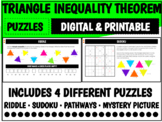 Triangle Inequality Theorem Puzzles   Distance Learning