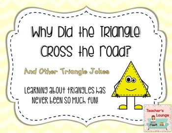 Triangle Joke Book FREEBIE