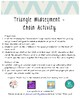 Triangle Midsegment Chain Activity