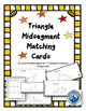Triangle Midsegment Theorem Matching Card 2 Deck Set