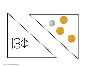 Triangle Money Match