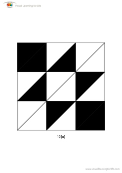 Triangle Mosaic Blocks