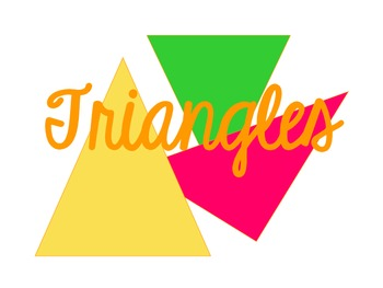 Triangle Notes: Room 709