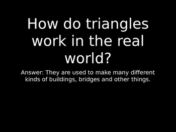 Triangle PPT