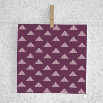 Triangle Paper, Dark Tone Backgrounds, Digital Scrapbooking Paper