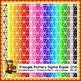 Triangle Pattern Covers & Papers (CU FREEBIE)