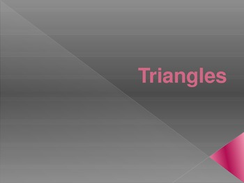 Triangle PowerPoint