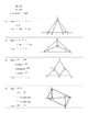 Triangle Proof Practice Worksheet
