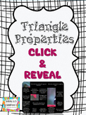 Triangle Properties Click and Reveal