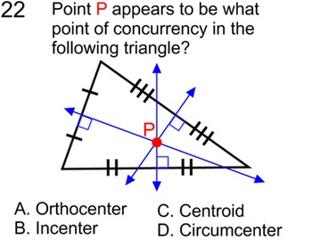 Triangle Properties- Student Reference, a Proof, + 4 Assignments for SMART
