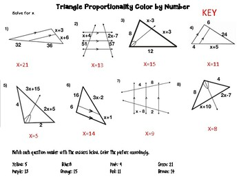 Triangle Proportionality, Triangle Angle Bisector Theorem and Parallel Lines CBN