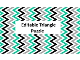 Triangle Puzzle (Human Genetics Example)
