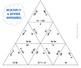 Triangle Puzzles for Number Fluency Middle School Math