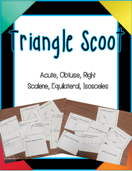 Triangle Scoot