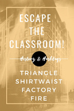 Triangle Shirtwaist Factory Escape Room
