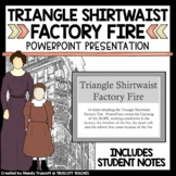Triangle Shirtwaist Factory Fire PowerPoint