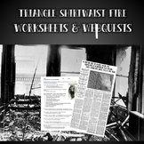 Triangle Shirtwaist Factory Fire Worksheets & Webquest