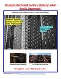 Triangle Shirtwaist Factory - Mystery