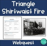 Triangle Shirtwaist Fire Webquest
