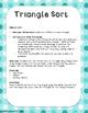 Triangle Sort