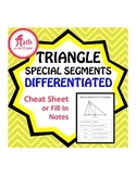 Triangle Special Segments