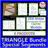 Triangle Special Segments Bundle