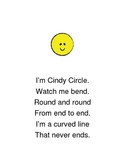 Triangle, Square, Circle & Rectangle Poems