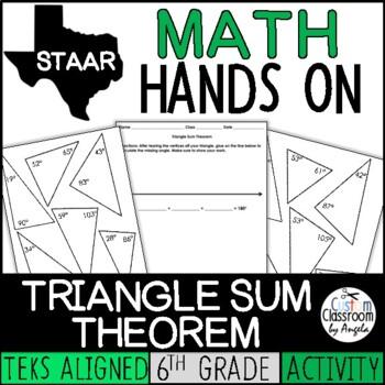 Triangle Sum Theorem Activity