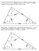 Triangle Sum Theorem Cuttable