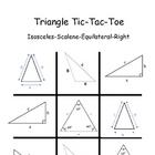 Triangle Tic-Tac-Toe: Fun Geometry Game