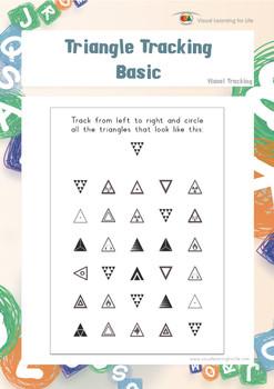 Triangle Tracking Basic