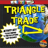 Triangle Trade & The Colombian Exchange Activity Set : Age