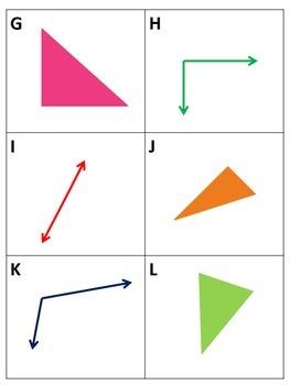 Triangle and Angle Sort