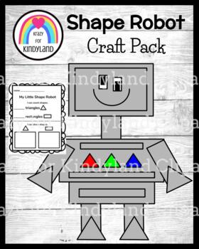 Triangle and Rectangle Robot Craft
